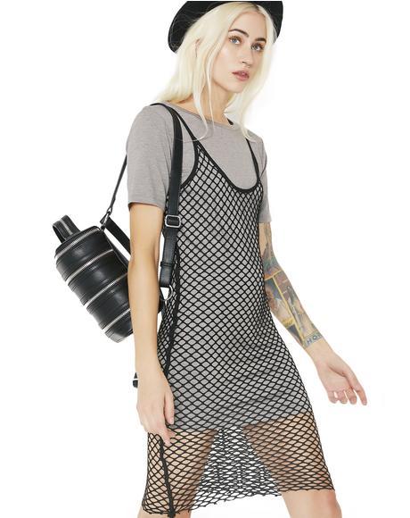 Love 'Em & Leave 'Em Tee Dress