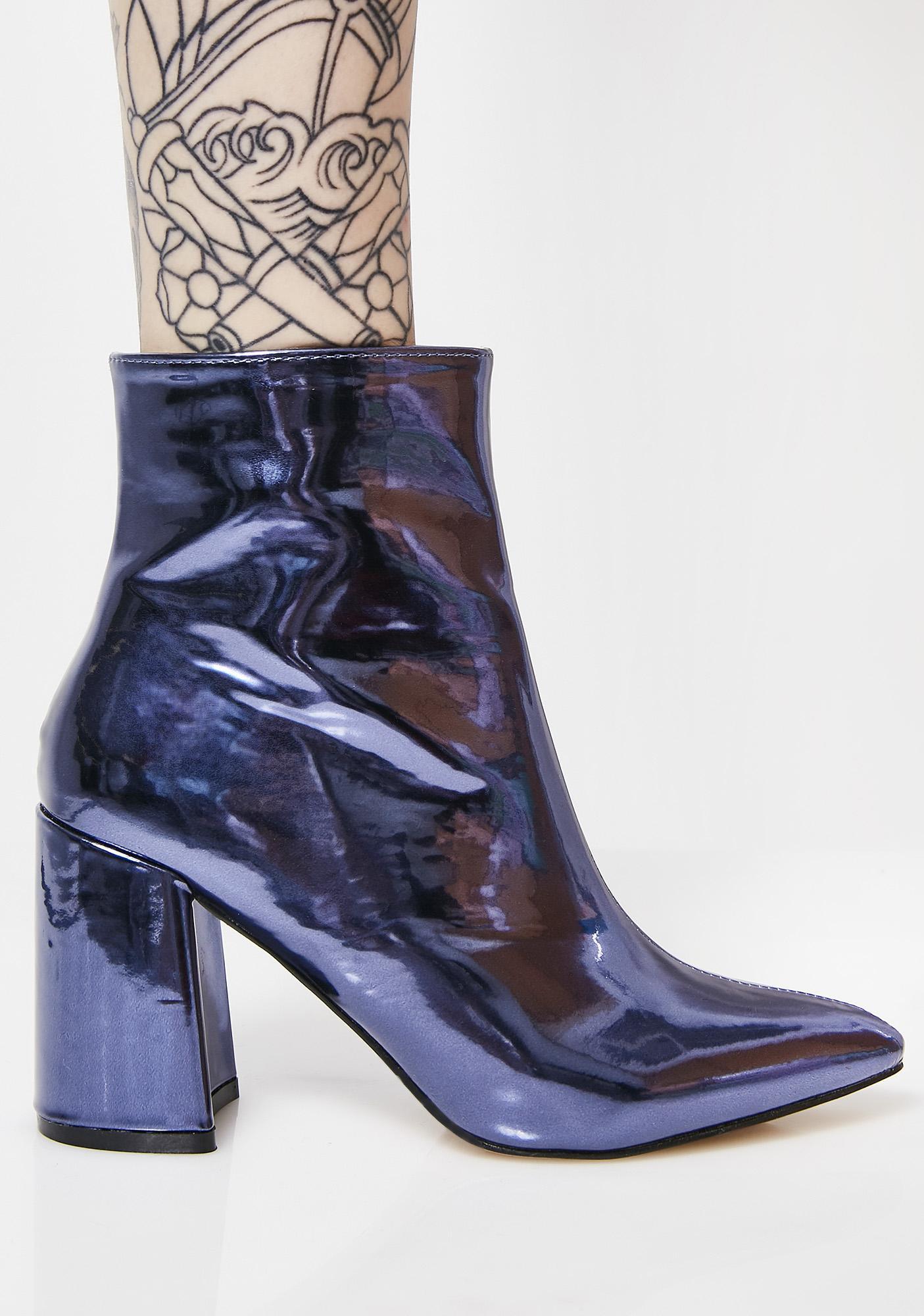 c6be3a41e Public Desire Alpha Ankle Boots | Dolls Kill
