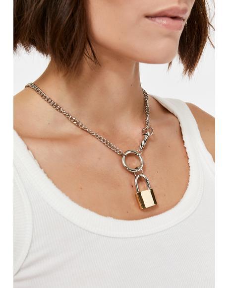 Havoc Lockdown Chain Necklace