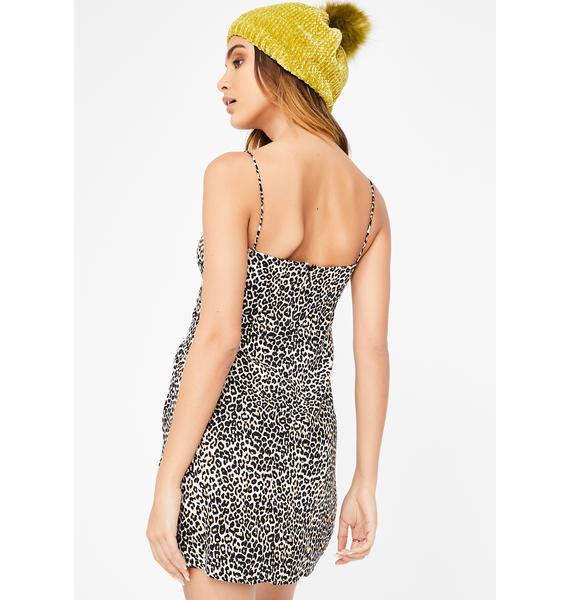 Motel Leopard Kumala Dress