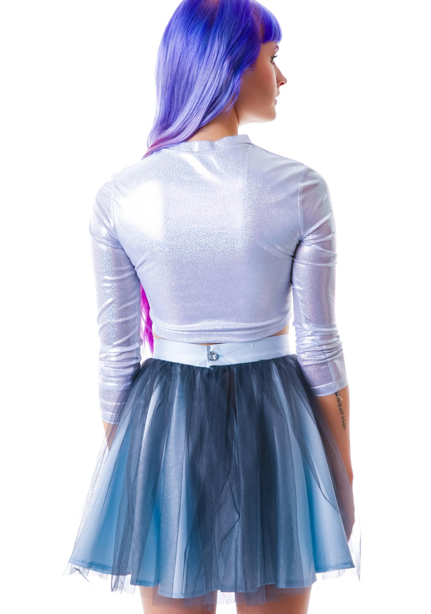 Obscure Couture Annouk Tutu Mini Skirt