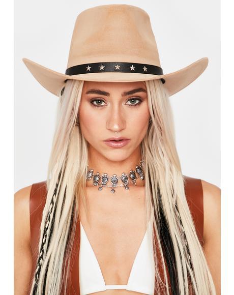 On The Crossroads Cowboy Hat