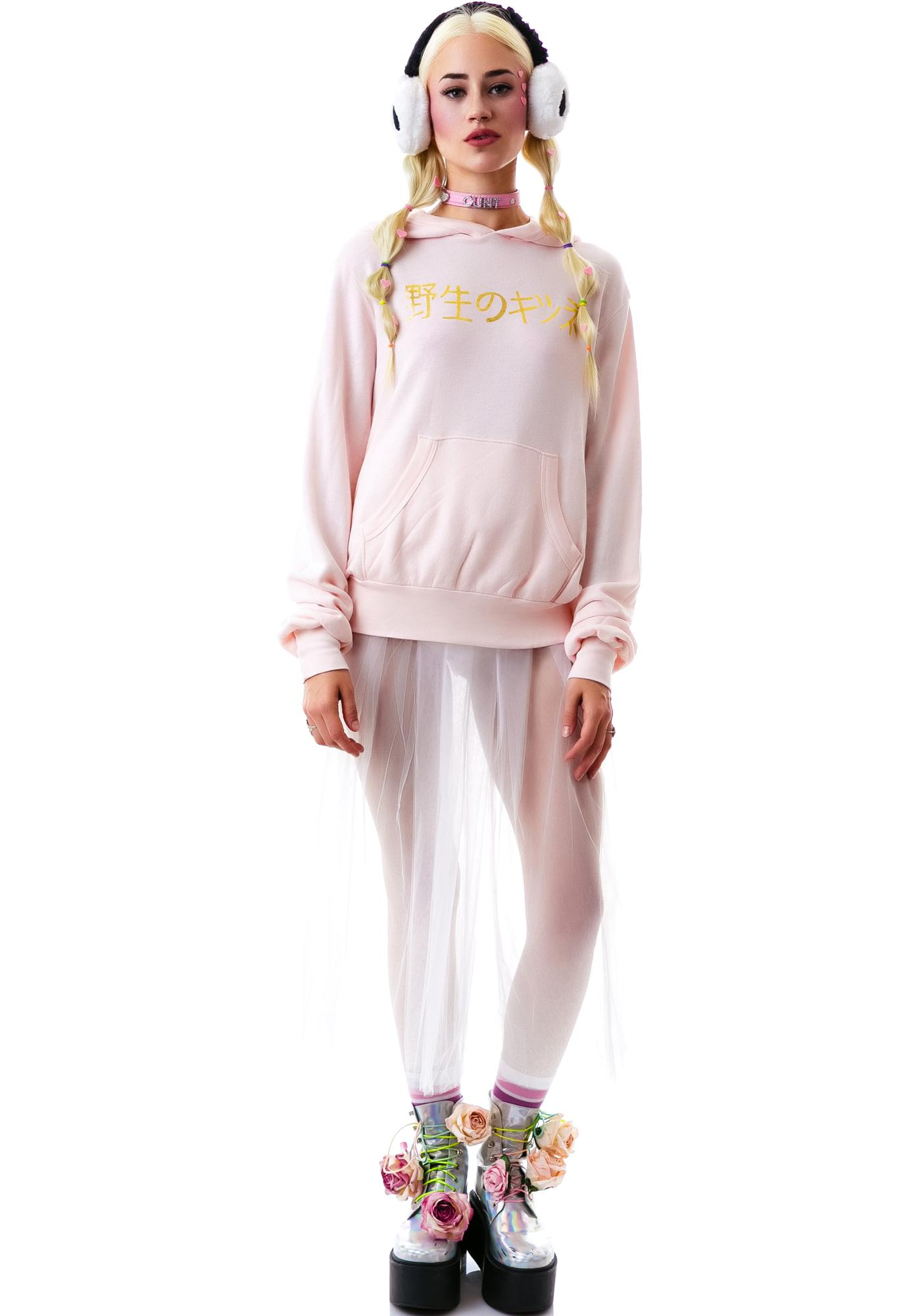 Wildfox Couture Translation Malibu Pullover
