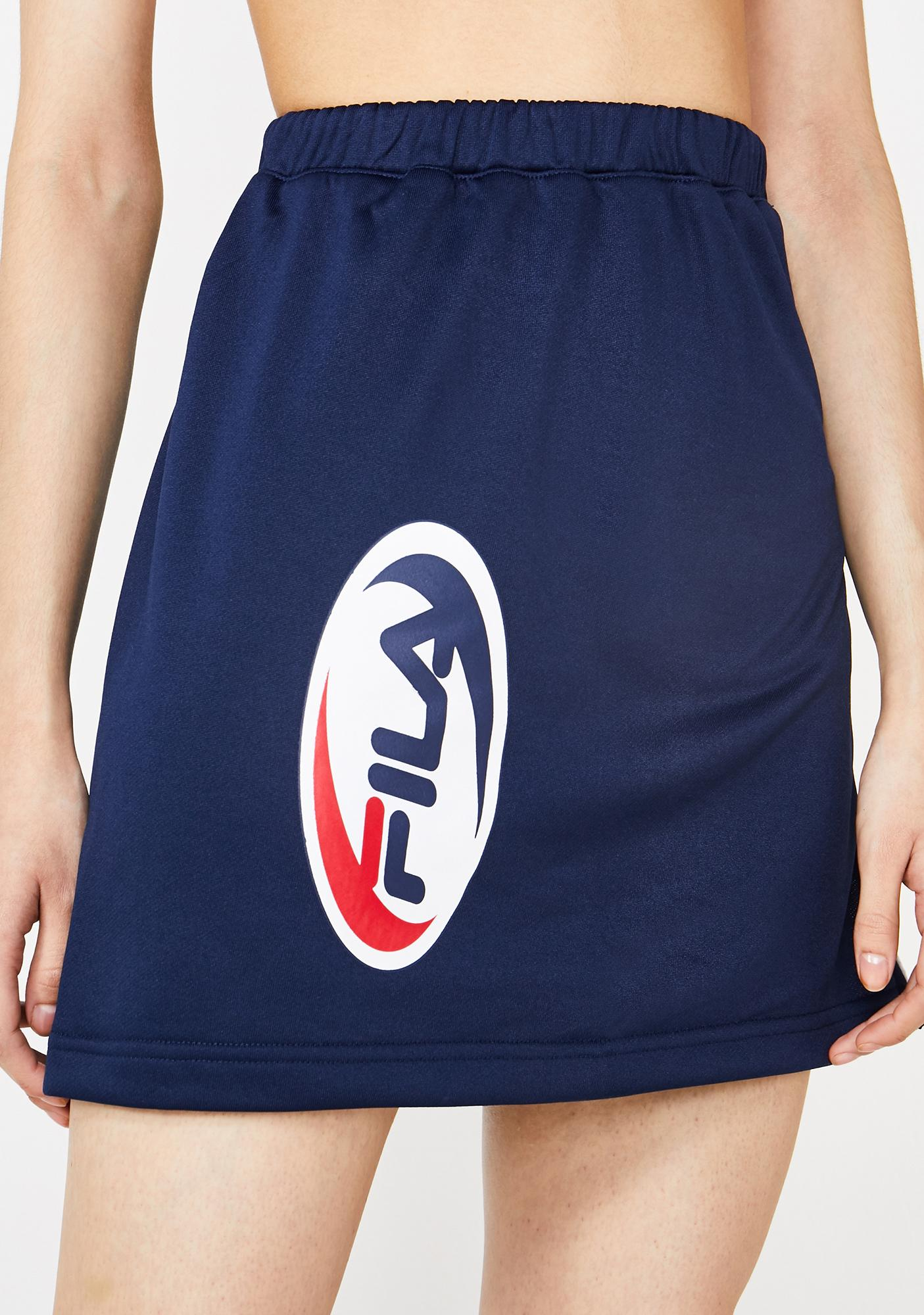 Fila Violeta Mini Skirt