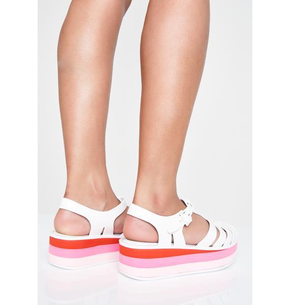 Melissa Pixie Possession Platform Sandals