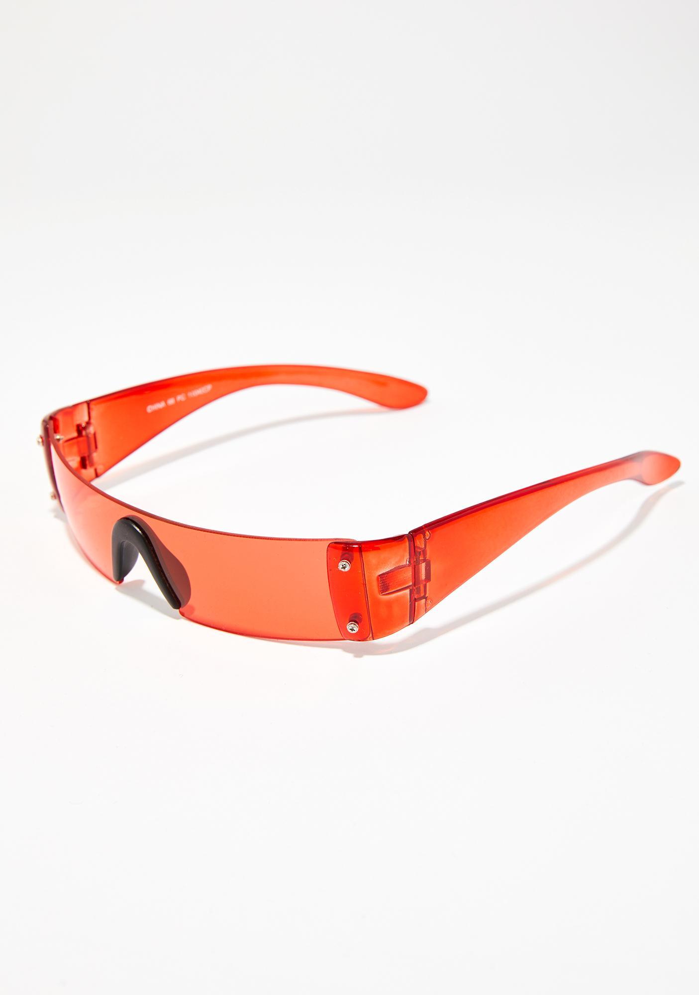 4169cc0c12 ... Lit Future Hustle Shield Sunglasses