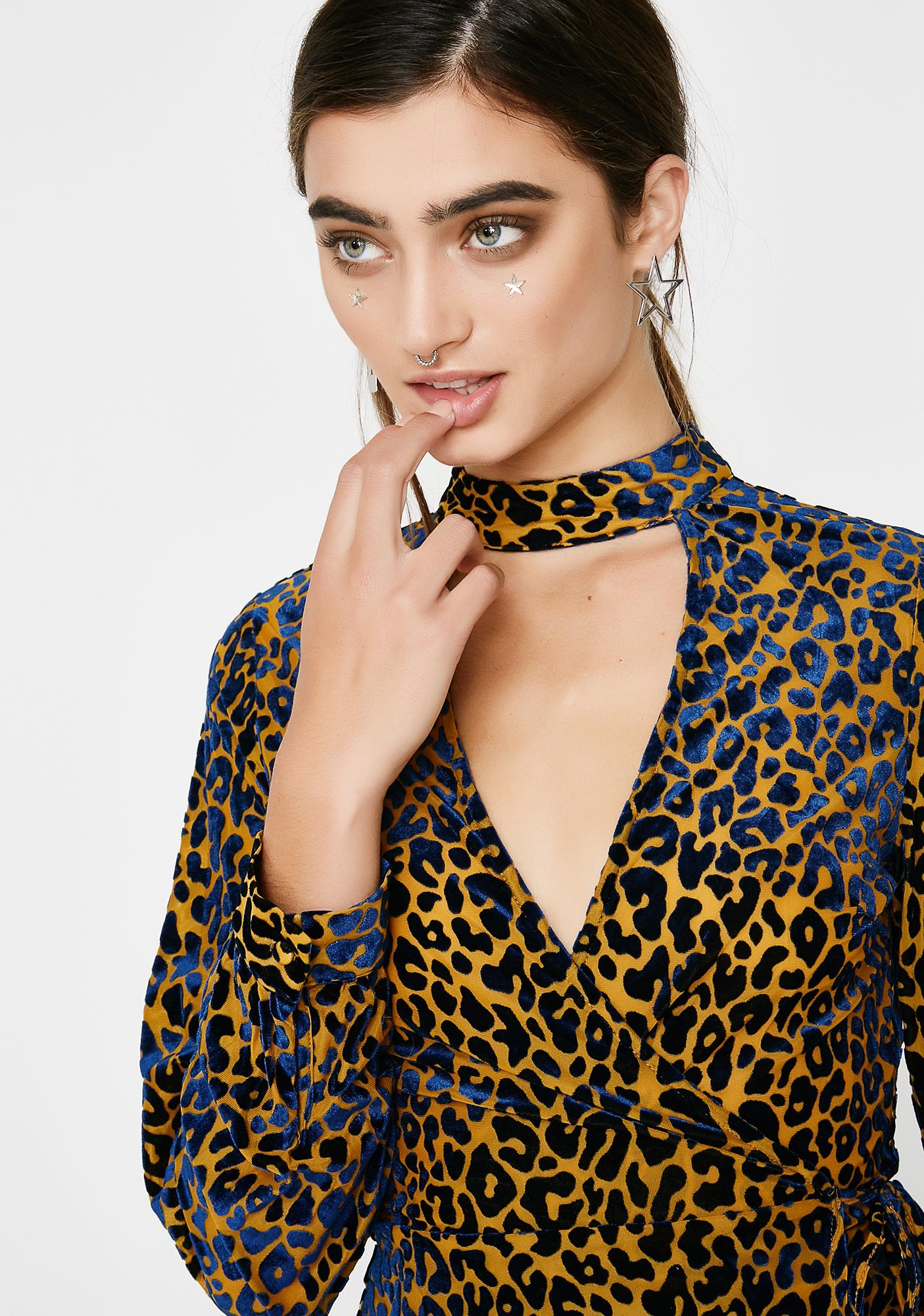Jungle Queendom Blouse