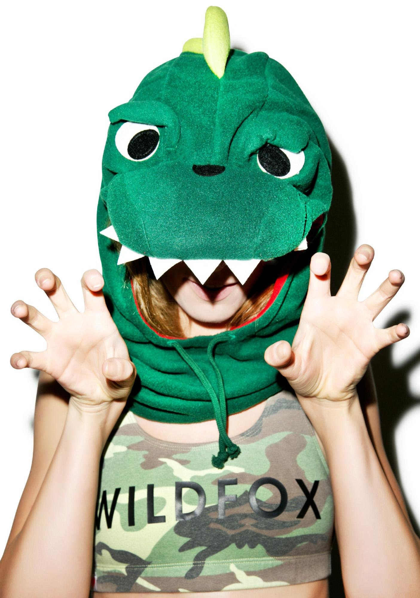 Sazac Dinosaur Neck Warmer