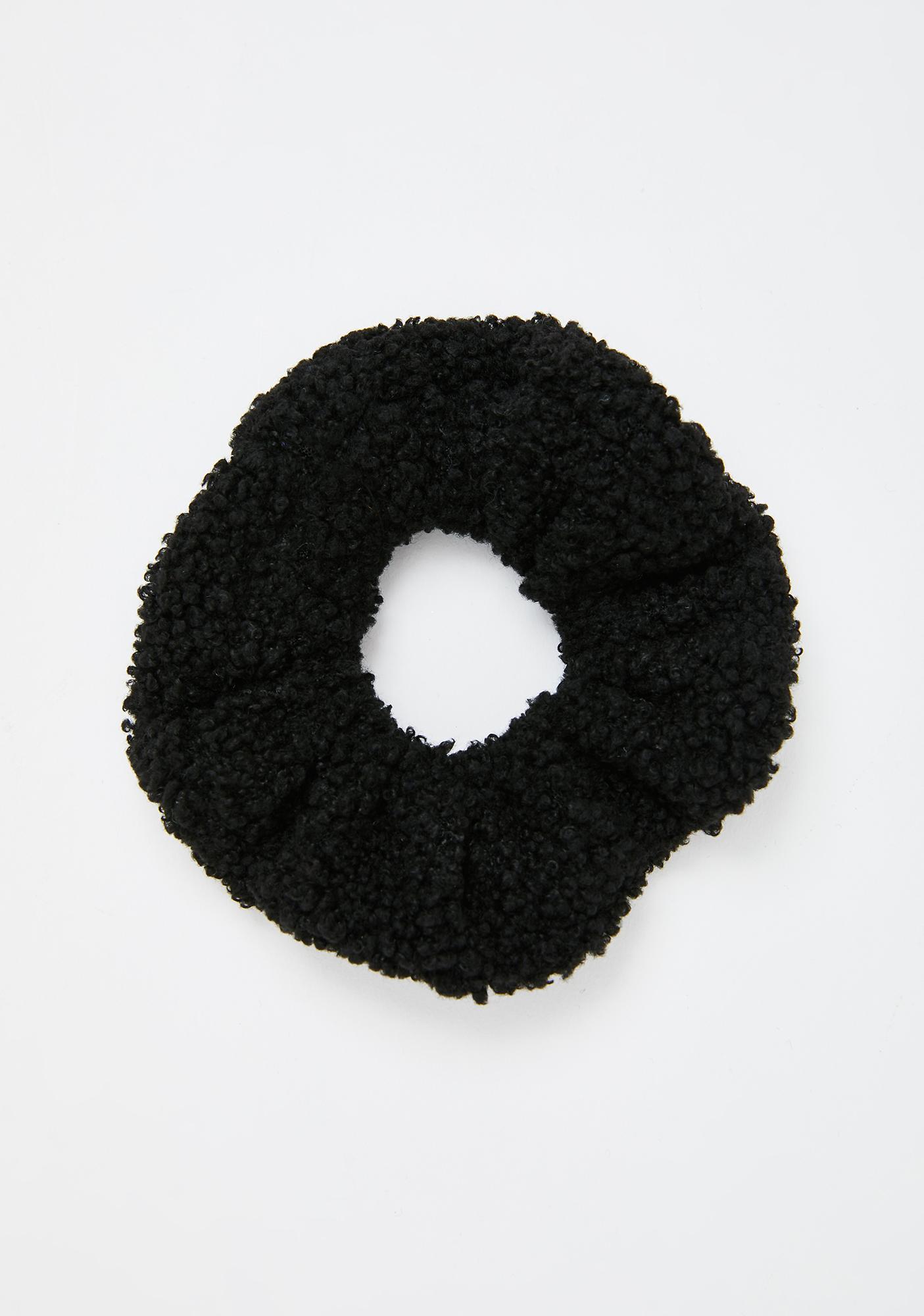 Good Hair Day Fuzzy Scrunchie
