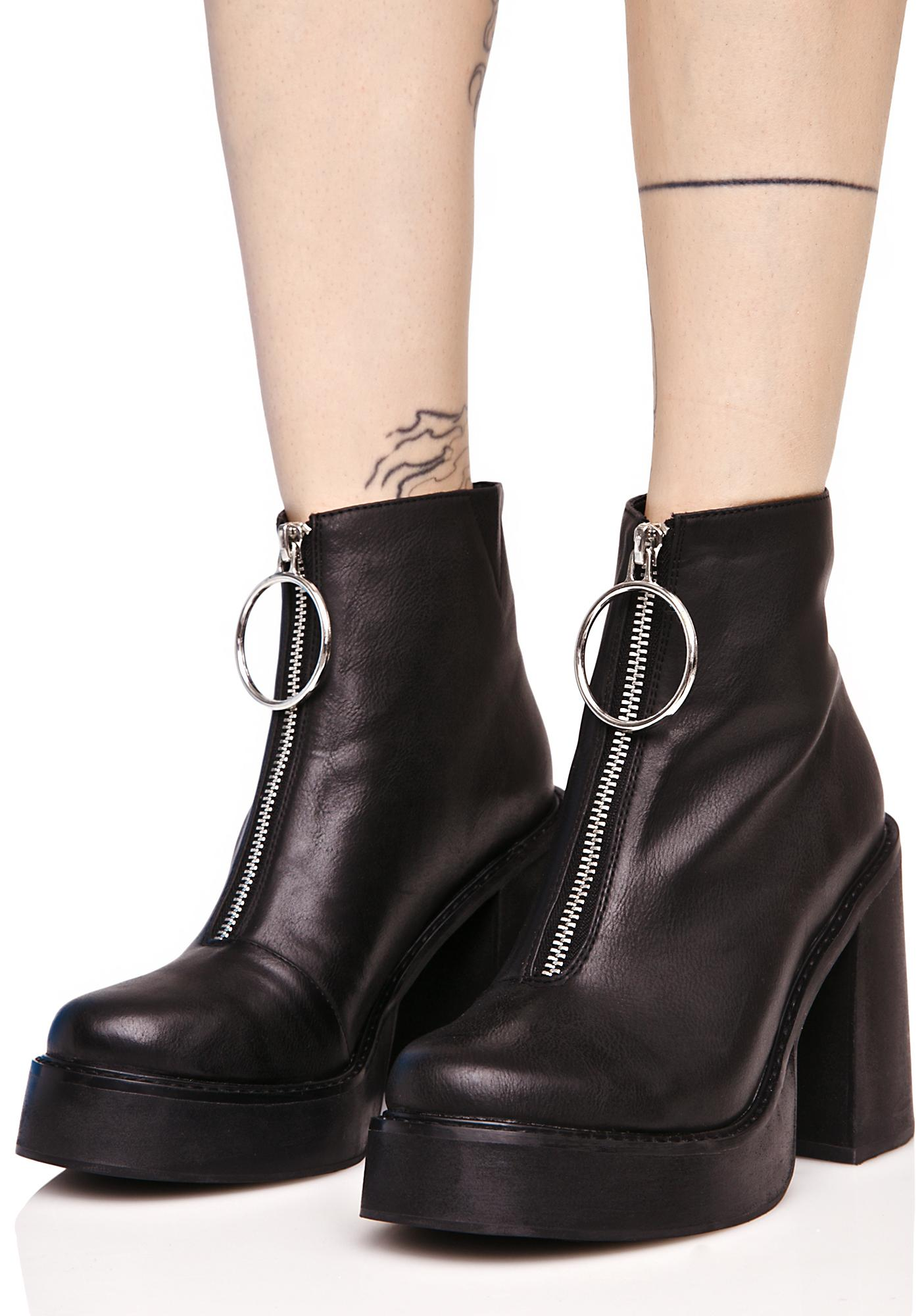 3878dc1d05 Current Mood Franky Platform Boots