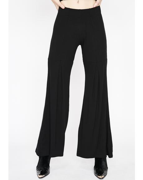 Sweet Nightmare Wide-Leg Pants
