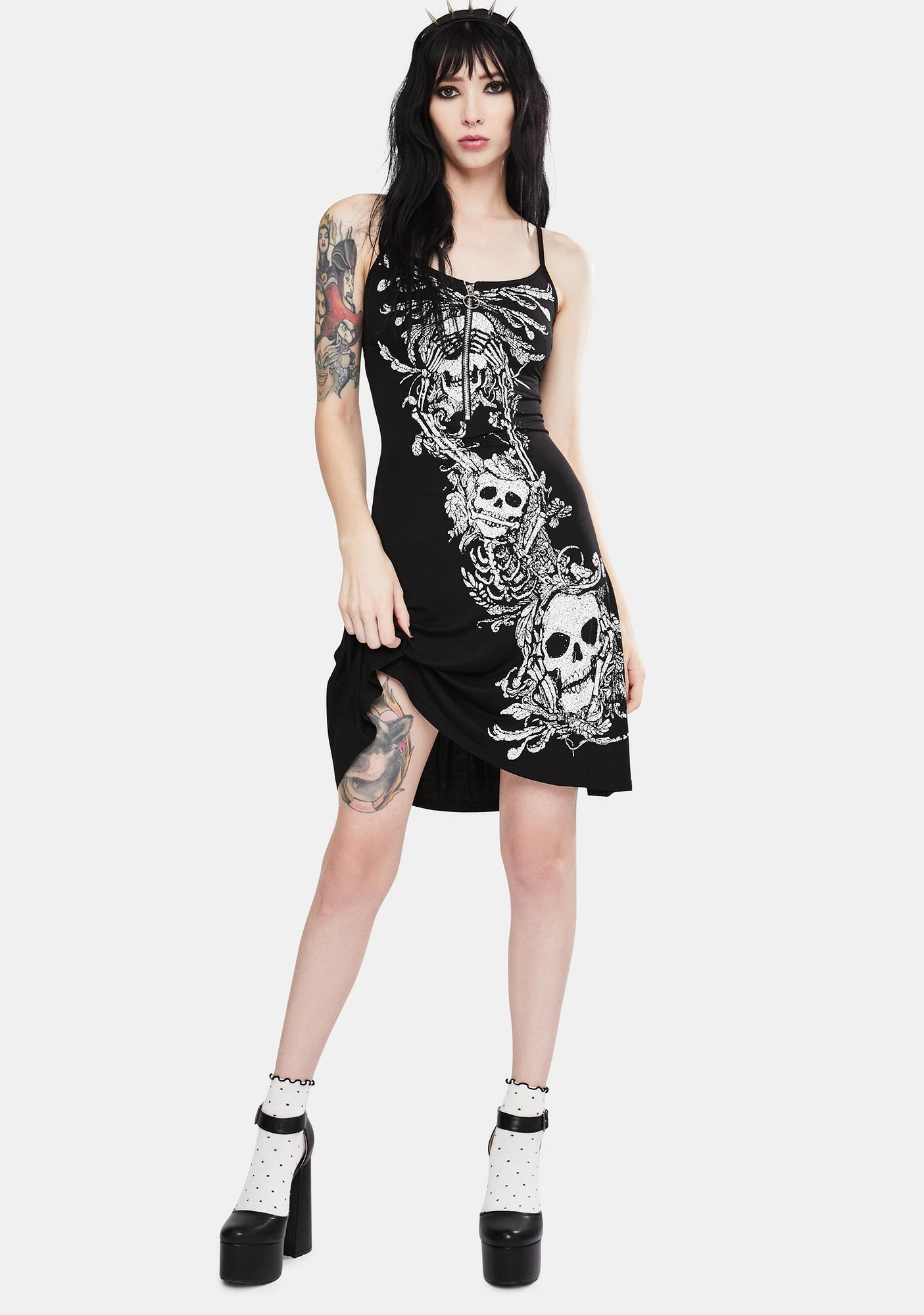 Jawbreaker No Evil Shift Dress
