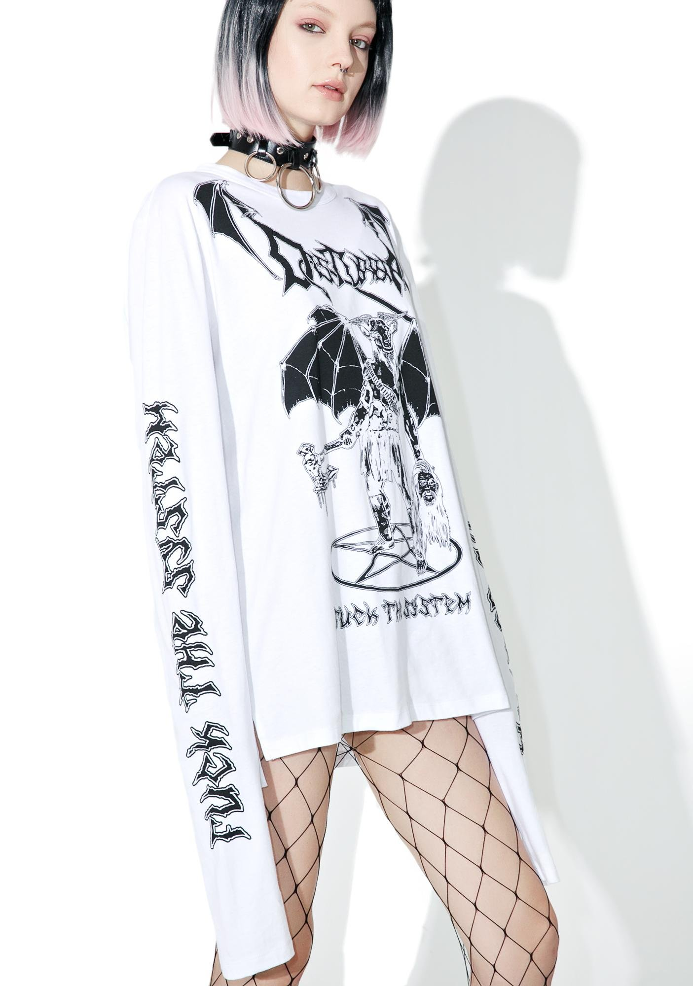 Disturbia FTS Long Sleeve Tee