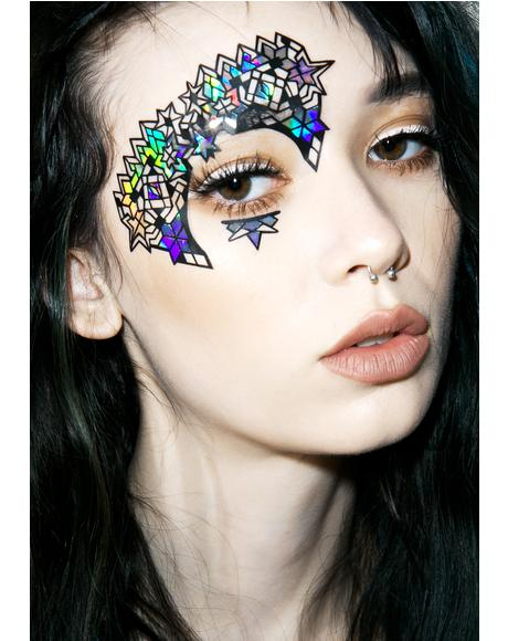 Stained Glasstra Face Lace