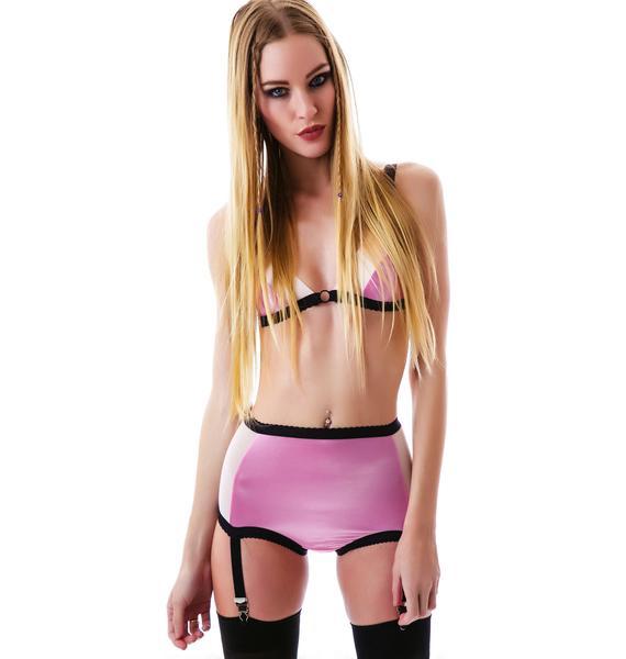 Kayleigh Peddie Liv Garter Panty