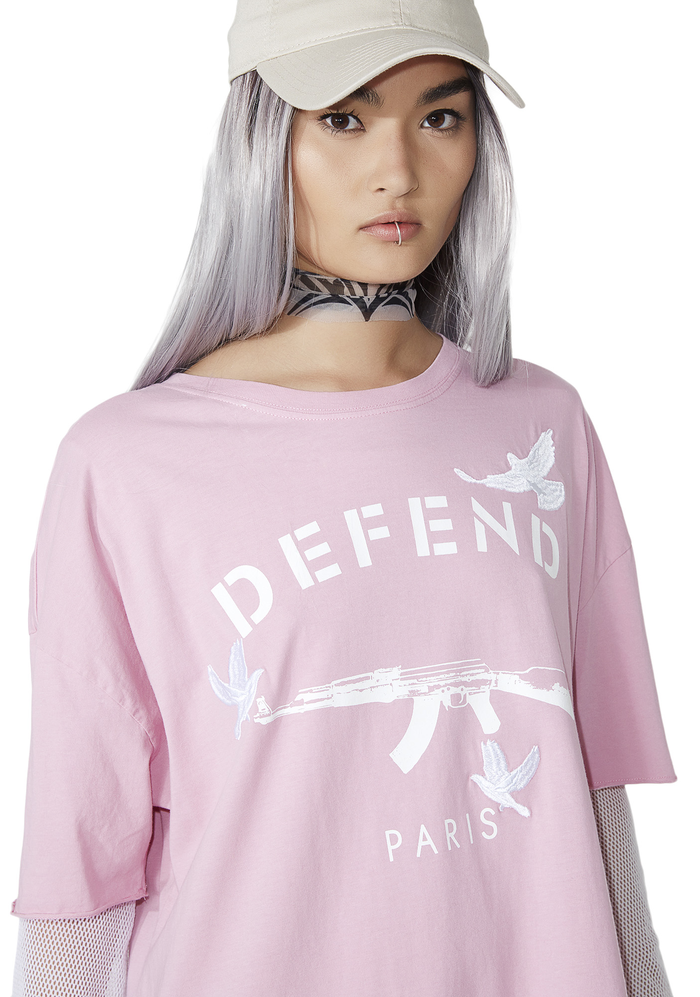 Defend Paris Faustin Tee