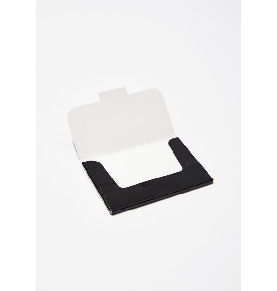 NYX Matte Blotting Paper
