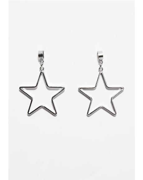 Ur Star Earrings