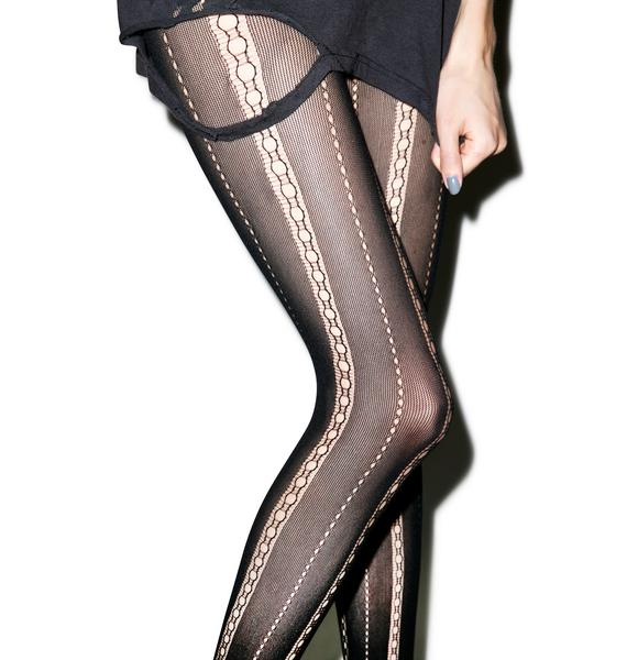 Lip Service Lady In The Streets Tights