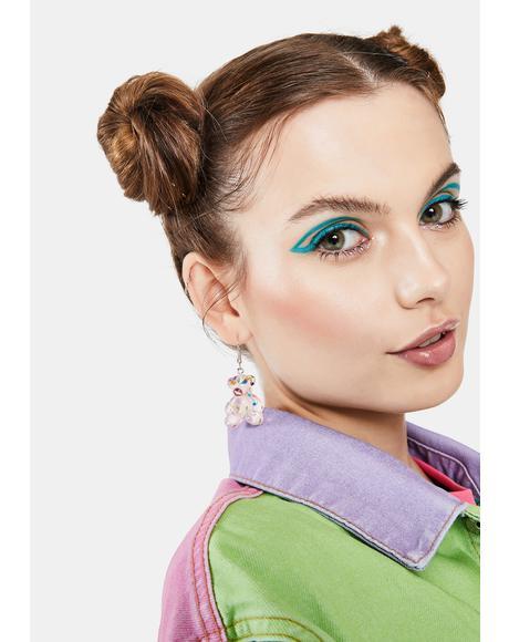 Get Stuffed Drop Earrings