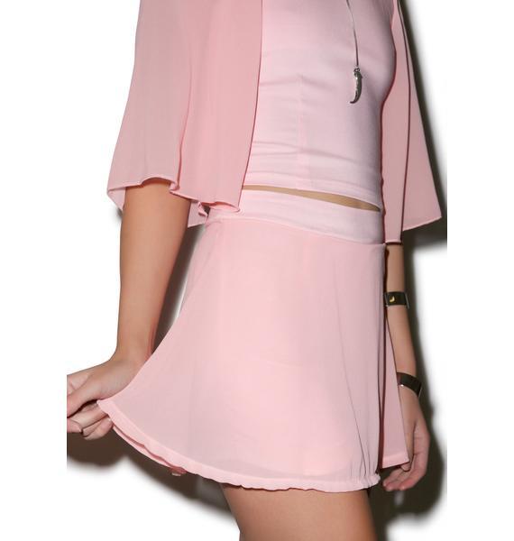 Let's Play Skirt Set