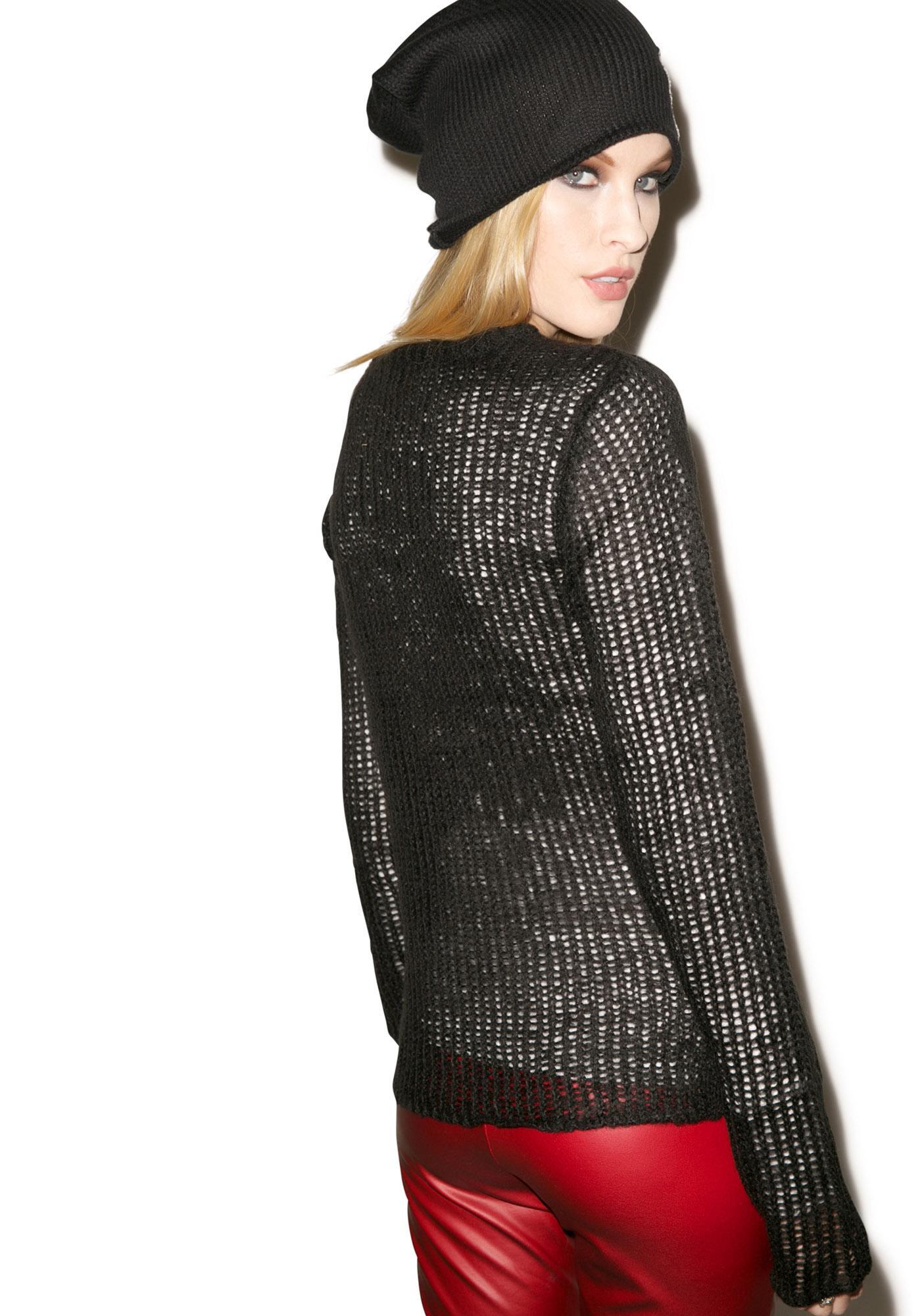 Tripp NYC Rag Stripe Sweater