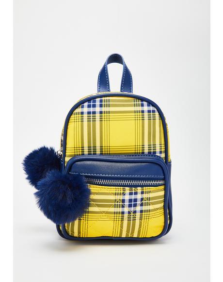 Totally Clueless Mini Backpack