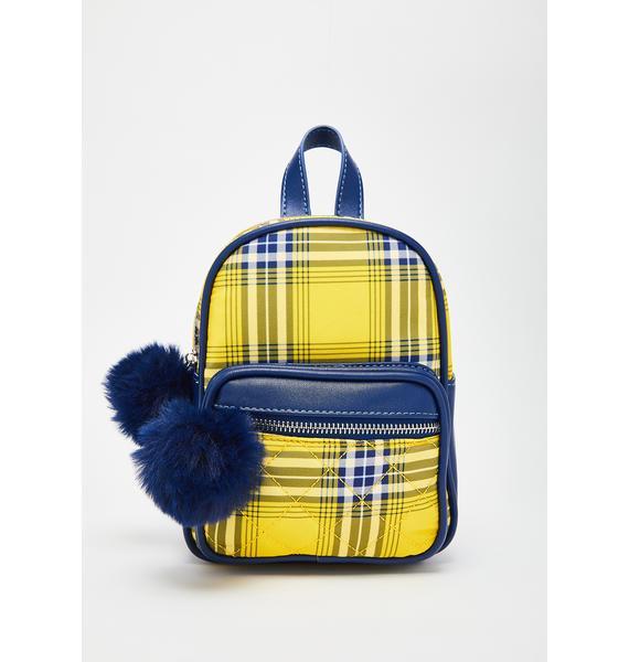 Sugar Thrillz Totally Clueless Mini Backpack