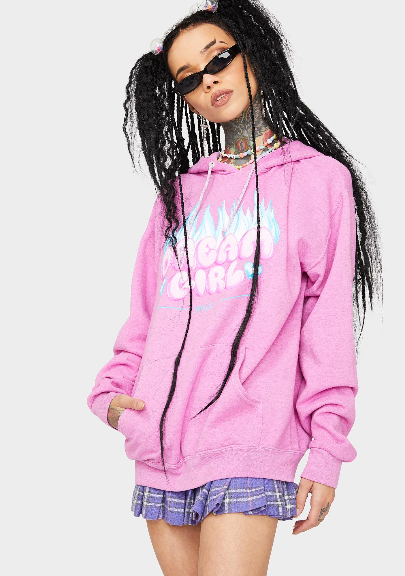Dreamboy Bubbles Pullover Hoodie