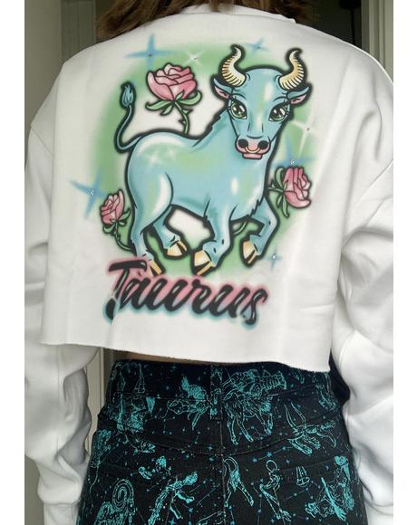 Taurus Rep Your Roots Airbrush Sweatshirt