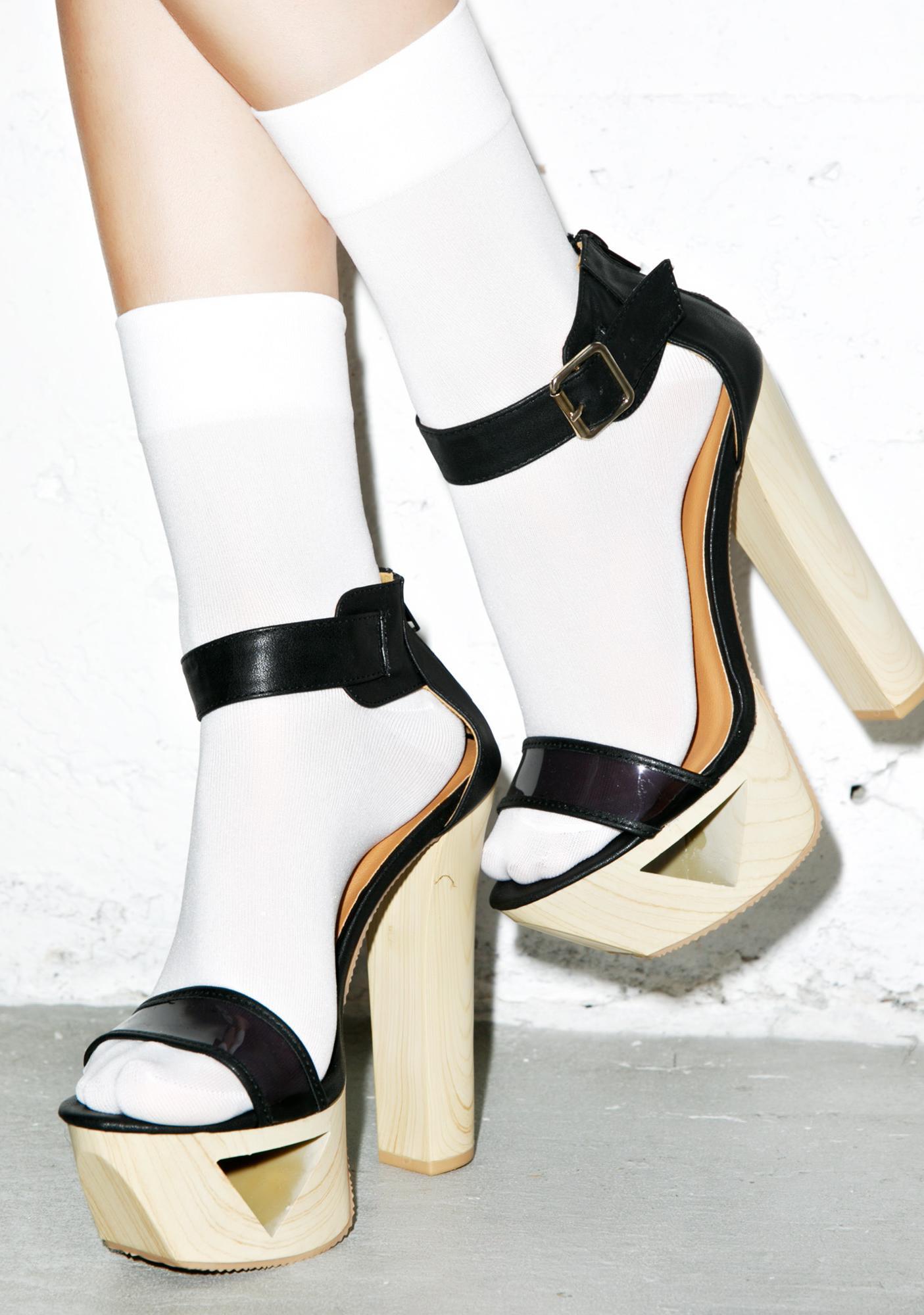 Luscious Lakie Heels