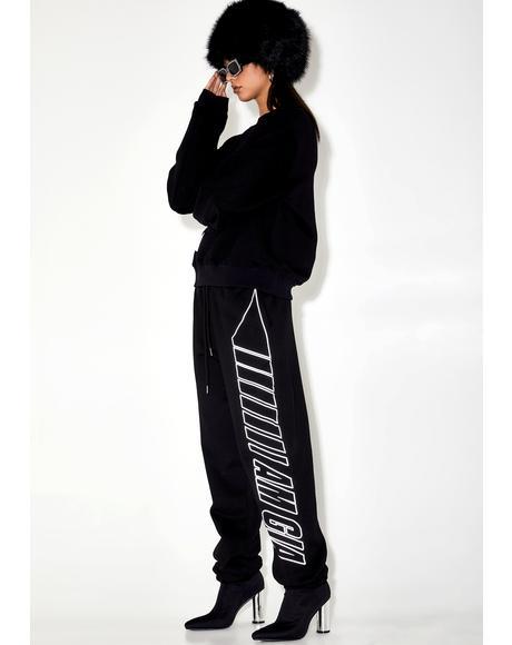 Taja Reflective Pants