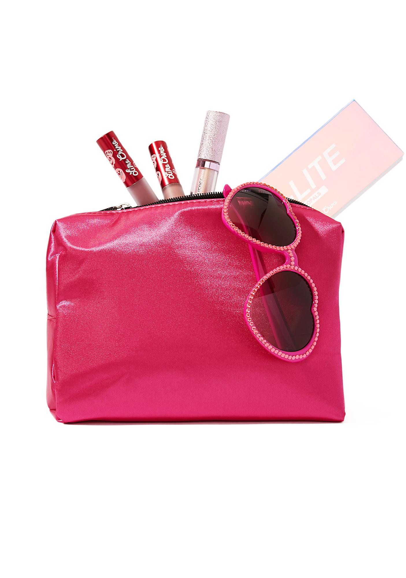 Caboodles Pixie Perfect Large Makeup Bag