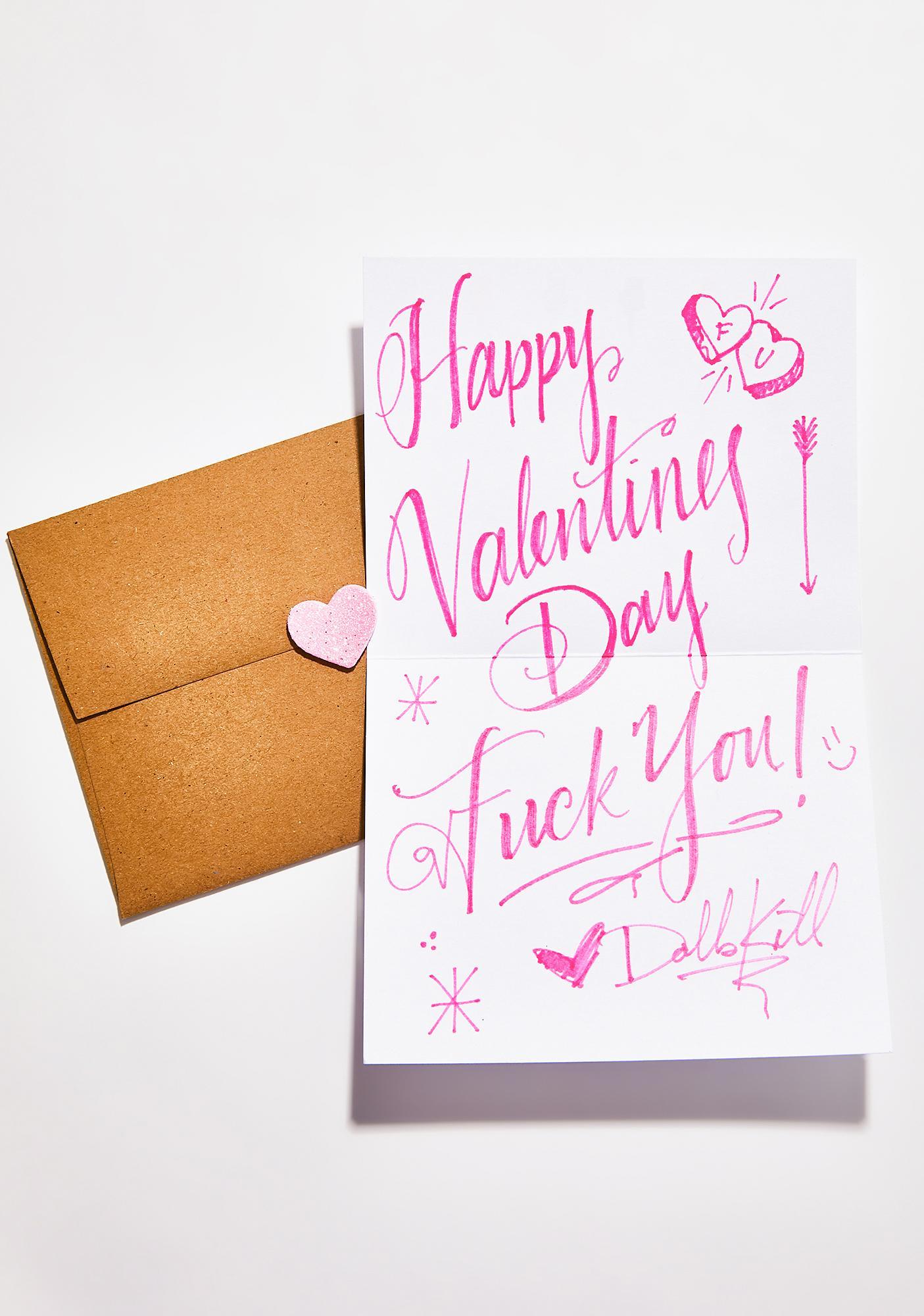 Cyber Romance Card
