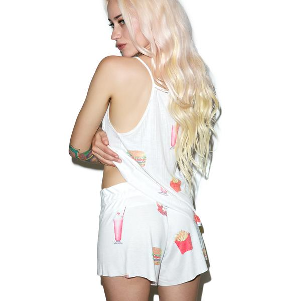 Wildfox Couture Wine & Diner Cutie Shorts