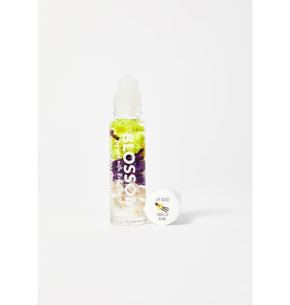 Blossom Vanilla Bean Bold & Juicy Roll On Lip Gloss