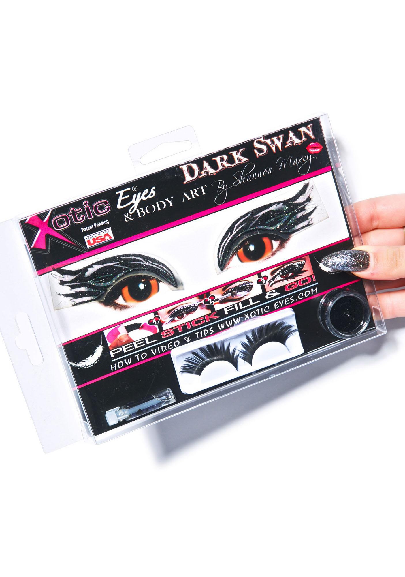 Dark Swan Xotic Eyes