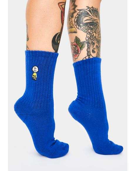 x Peanuts Sock Pack