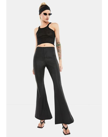 Took The Night Flare Pants