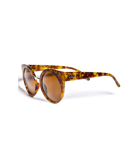 Quay Eyeware China Doll Sunglasses