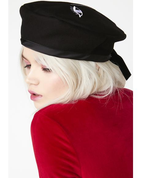 No Looking Back Beret