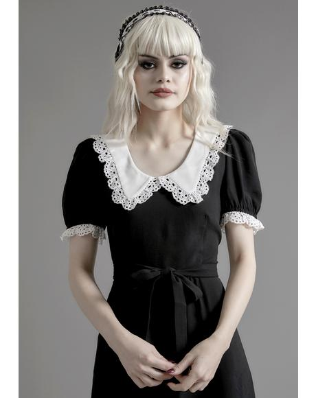 Lonely Soul Babydoll Dress