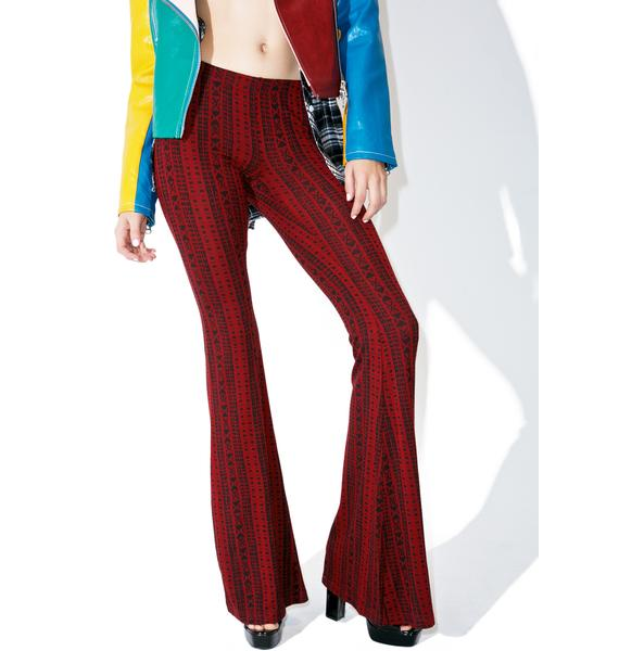 Lira Clothing Geneva Bell Bottom Pants