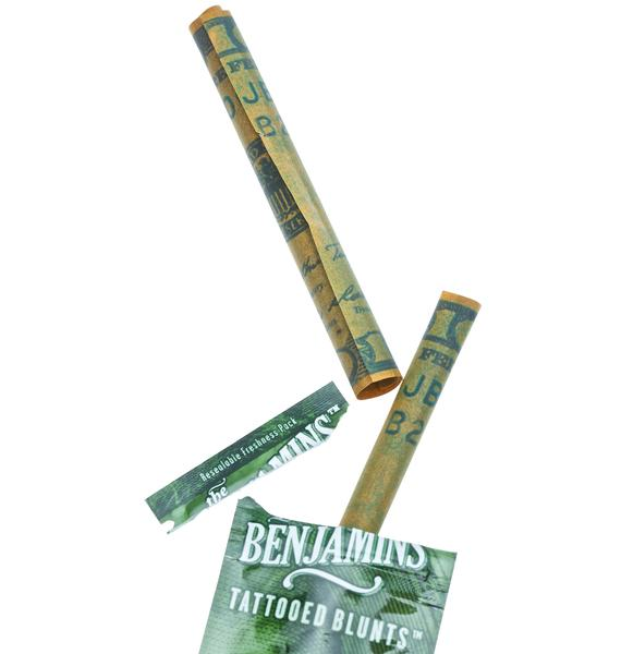 The Benjamins Blunt Wrap Pack