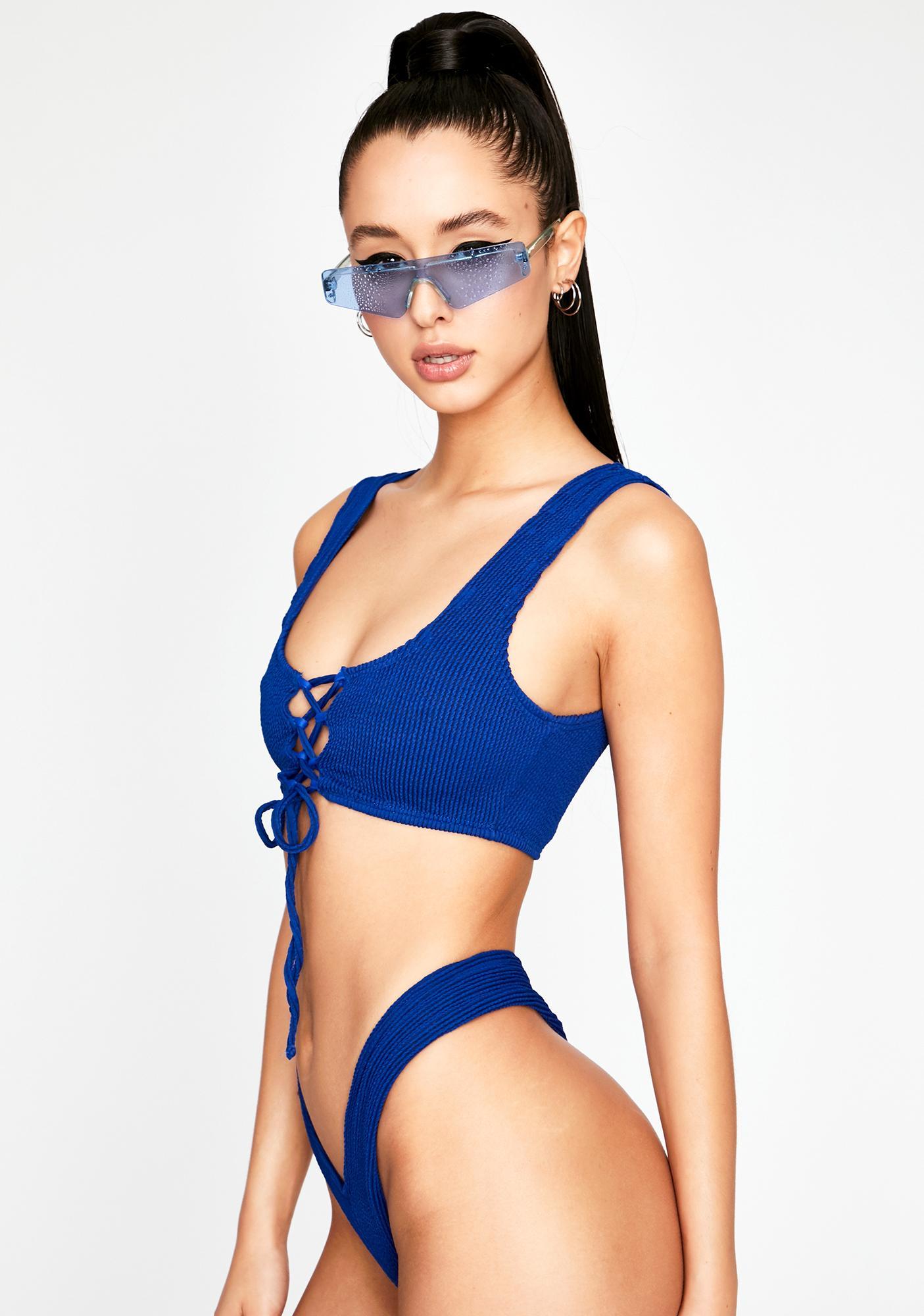 Boardwalk Baddie Bikini Set