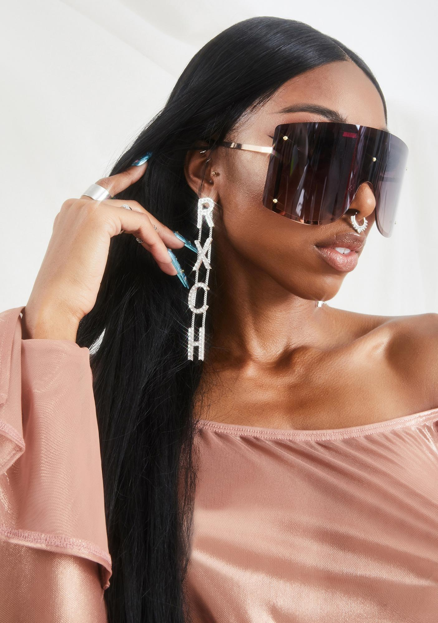 RXCH Rxch Bxtch Earrings