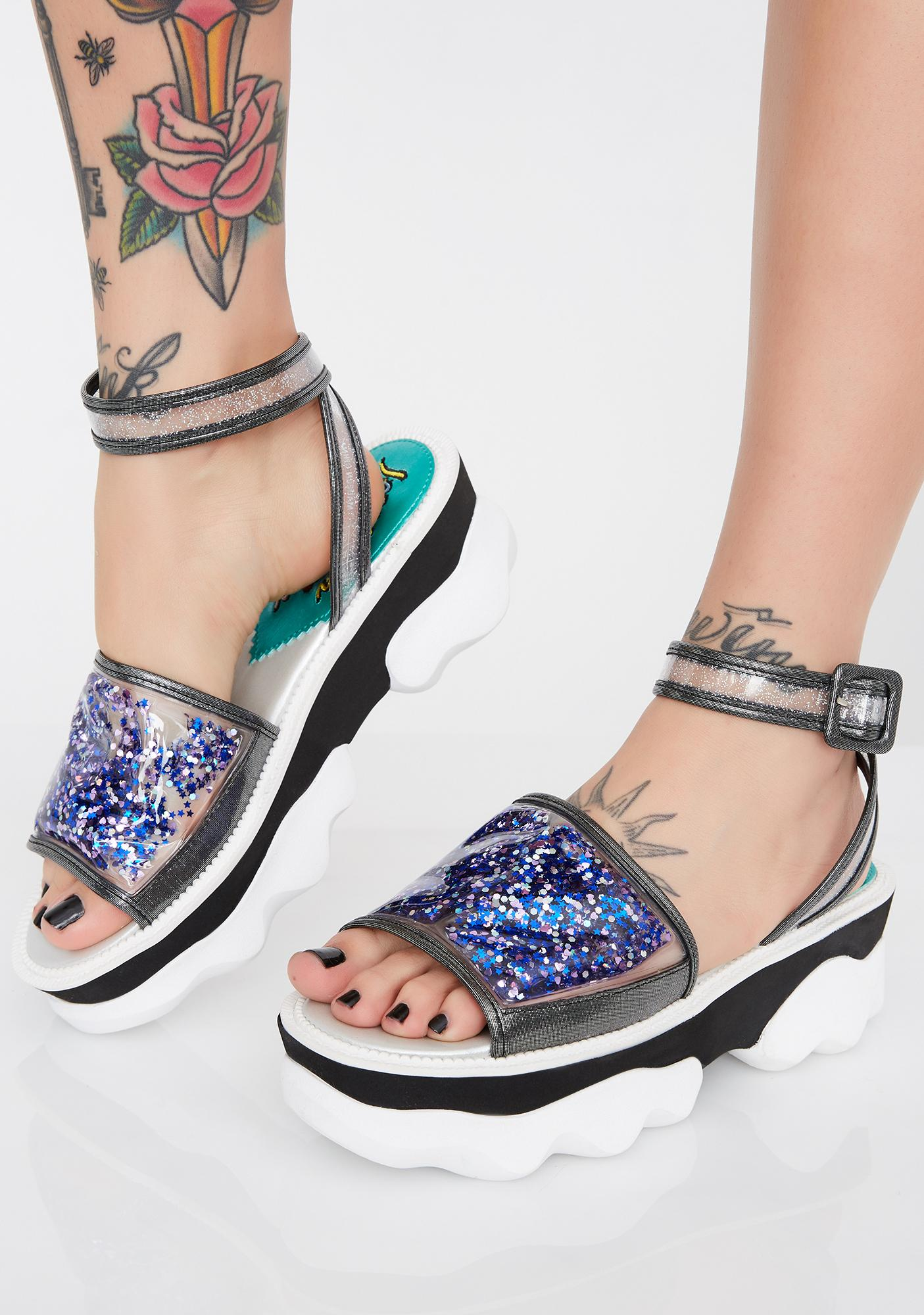Irregular Choice Salamata Chunky Sandals