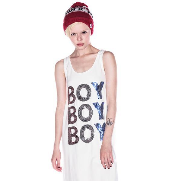 Joyrich Boy X3 Tank Dress