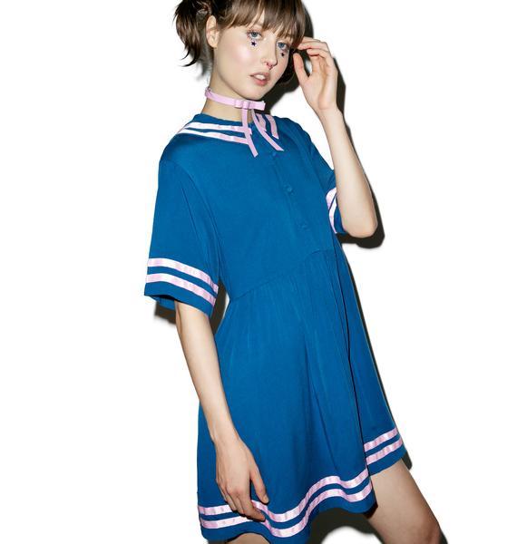 Lazy Oaf Introvert Dress