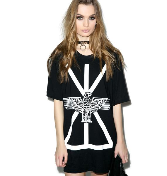 BOY London Union Eagle Tee